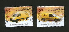 MACEDONIA-MNH** SET-EUROPA CEPT-CARS-2013.