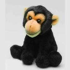 RUSS BERRIE YOMIKO CHAN CHIMPANZEE SITTING MONKEY SOFT TOY GIFT NEW