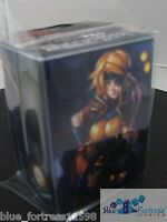 ULTRA PRO RELIC KNIGHT KATE DECK BOX CARD BOX FOR MTG WoW NARUTO OR CARDFIGHT