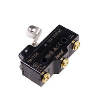 AC380V 10A SPDT Roller Lever Arm Snap Action Micro Limit Switch