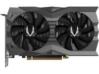 ZOTAC GAMING GeForce GTX 1660 Ti AMP 6GB GDDR6 192-bit Gaming Graphics Card, Sup