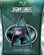 STAR TREK THE NEXT GENERATION THE NEXT LEVEL New Sealed Blu-ray