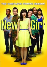 New Girl: The Complete Fourth Season - Region Free DVD - Sealed