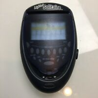 RADICA Lighted Solitaire Electronic Handheld LCD Game w/ Flip Top Cover 2003