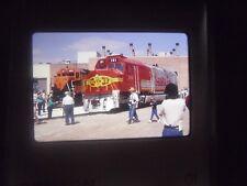 Original Slide RR Train station depot rail fan fair atsf SF 400 special 101