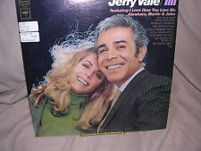 Jerry Vale Till  Featuring I love how you love me CS9757 NM / VG
