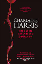 CHARLAINE HARRIS * THE SOOKIE STACKHOUSE COMPANION * TRUE BLOOD LARGE SC 461 PGS