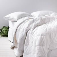 Gainsborough 300GSM Australian Washable Wool All Seasons Doona|Quilt-All Sizes