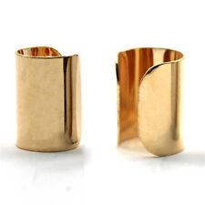 Fashion Men/WomenPunk Rock Earring Long Smooth Wrap Open Cartilage Cuff Ear Clip