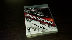 Split Second (for Playstation 3 PS3) Complete CIB