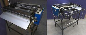 Automat. Schneidevorrichtung Schneidegerät DIN A2 (620 mm) / für Laminiergeräte