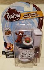 POOPEEZ Toilet Launcher includes 2 Exclusive Characters NIP