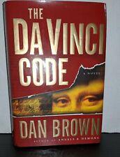 The Da Vinci Code by Dan Brown , Hardcover