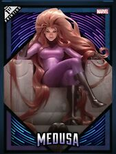 Topps Marvel Collect Medusa A-Force 1st Printing (Digital)