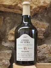 Vin jaune 2007 62 cl  domaine Philippe Butin