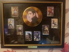 Zippo Elvis Presly Collection in Display Case
