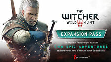 The Witcher 3: Wild Hunt Expansion Pass Steam Gift (PC) - Region free -