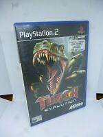 Turok: Evolution (Sony PlayStation 2, 2002) PS2 gaming Gamers