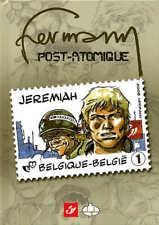 Hermann - Post-Atomique - Album Timbres CBBD - 2008