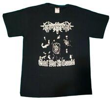 Nokturnal mortum shirt. Graveland Drudkh Kroda Absurd. Size Medium.