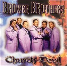New: Brower Brothers: Church Devil  Audio Cassette