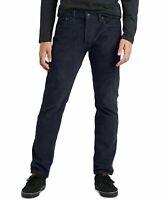 Levi's Men's Pants Blue Size 36X32 Corduroy 502 Regular Taper Stretch 103b