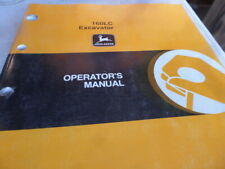 John Deere 160Lc Excavator Operator'S Manual