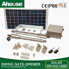 """Ahouse"" Double AUTOMATIC GATE OPENER.. KIT . Up to 4 Meter EM3plus"