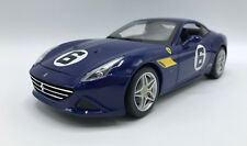 BURAGO 1:18 FERRARI CALIFORNIA T  THE SUNOCO 70° ANNIVERSARIO ART 18-76104