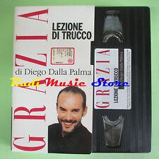film VHS cartonata LEZIONE DI TRUCCO Diego Dalla Palma GRAZIA 1996 (F87)no dvd