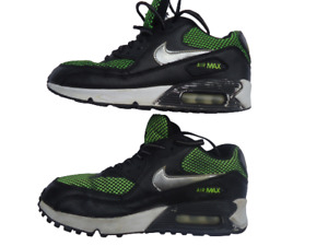 Nike Green Air Max 90 trainers UK 4