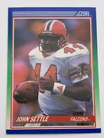 American Football Card💎1990💎Score - Atlanta Falcons - John Settle🌟14🌟
