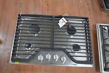 """Whirlpool Wcg75Us0Ds 30"""" Stainless 4-Burner Gas Cooktop Nob #25036 Hl"""