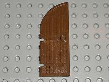 Portes LEGO Chateau castle OldBrown Door 2554 / Set 6097 6285 10040 6090 6263 ..