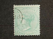 Used Postage Mauritian Stamps