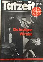 Tatzeit Band 4: Die lustigen Witwen von Robert Arden(1976) Frankfurt-Krimi Z: 3