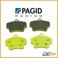 Front / Rear Porsche 911 Boxster Cayman Disc Brake Pad Pagid Racing 995541936
