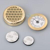 Humidificateur à Cigare + Hygromètre Humidificateur de Tabac Mesurer l'Humidité