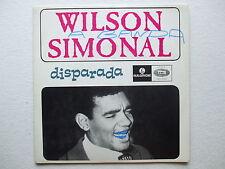 WILSON SIMONAL - DISPARADA / A BANDA+2 45/7 EP BRAZIL CHICO BUARQUE SOUL SAMBA
