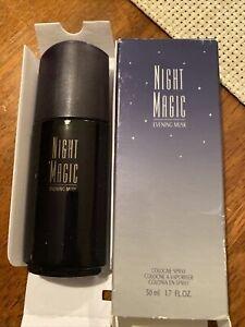 AVON Night Magic Evening Musk Cologne Spray 1.7 fl oz 50ml Boxed Rare New! NIB