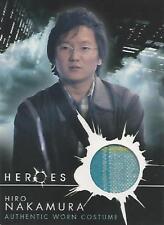 """Heroes Volume 1 - """"Hiro Nakamura's Shirt"""" Costume Card"""