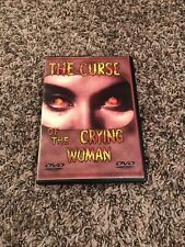 Curse of the Crying Woman (Dvd, 2003)