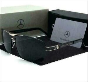 Mercedes AMG Herren Sonnenbrille Männer Fahren Sonnenbrille Sportbrillen Bril #D