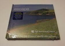 Escape -The National Trust CD/SEALED 3CD - MUSIC
