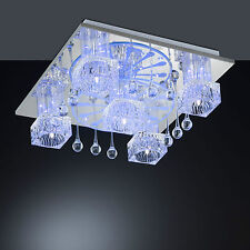 Wofi Action plafonnier LED Norte 6 flg Luminaires Lampes 935306010000