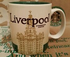 ORIGINALE Starbucks CITY MUG/TAZZA Liverpool, Global Icon, nuovo M. SKU, esaurita!!!