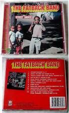 The Fatback Band street dance... CD OVP/NEUF