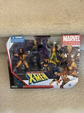 Marvel Universe Uncanny X-Men Team Pack Rogue Wolverine Longshot Cyclops X-Baby