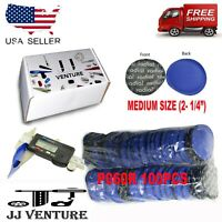 2-1//4 inch Medium Round USA Style Universal Repair Tube Radial Tire Patch 40