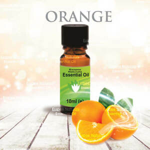Orange Essential Oil 10ml Pure and Natural - For Aromatherapy & Home Fragrance